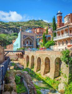 georgia tourism