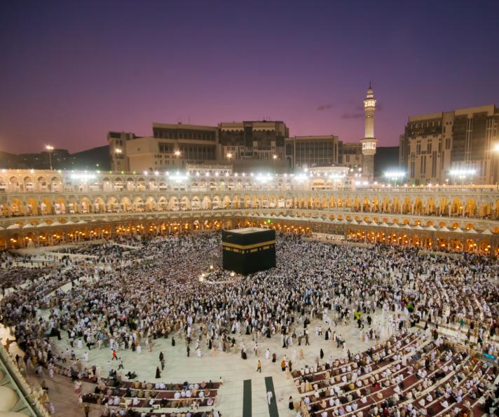 mecca hajj saudi arabia