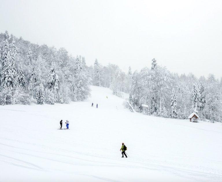 montenegro ski tourism