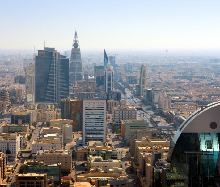 The Riyadh Skyline