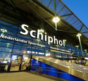 schiphol airport AMS restrictions
