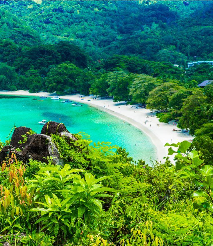 Secyhelles ocean bay