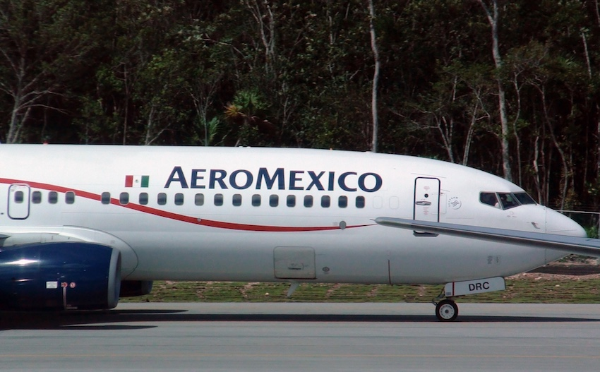 Aeromexico Suspends Flight Services to Canada