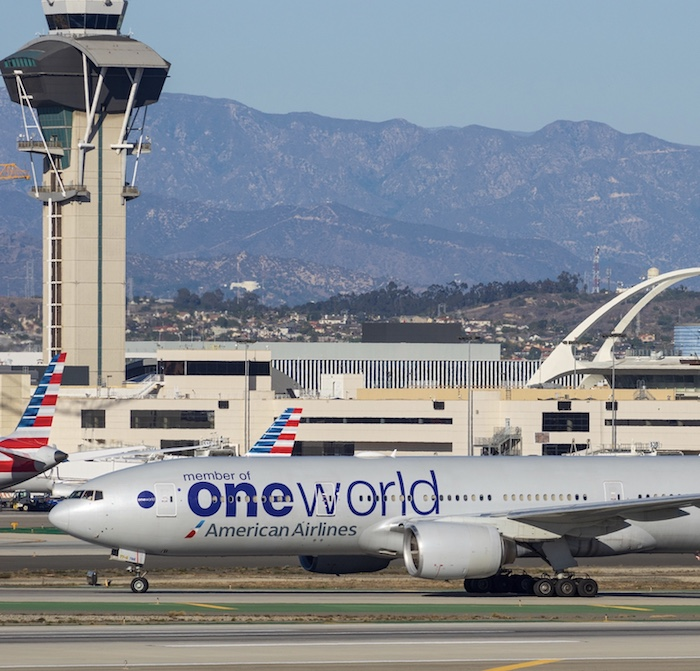 American Airlines Oneworld alliance