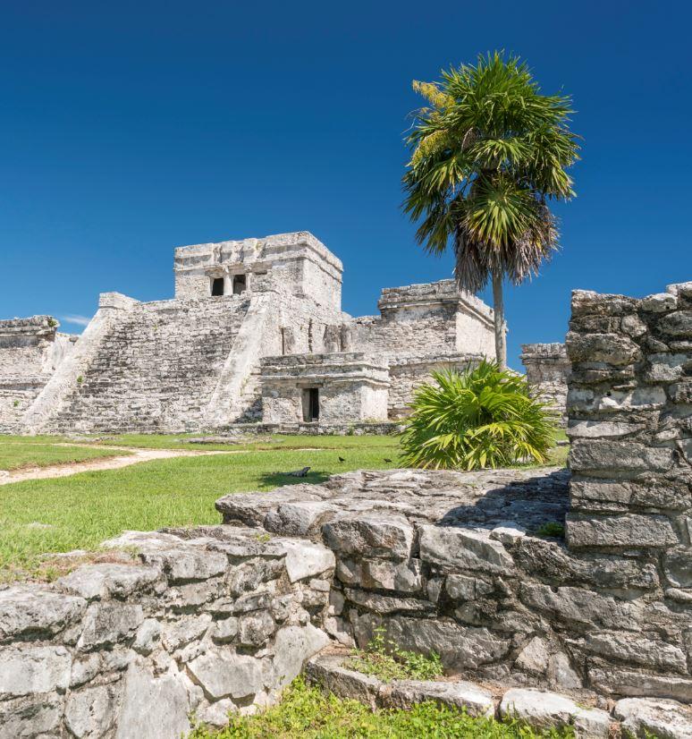 Ancient Mayan RUins Tulum