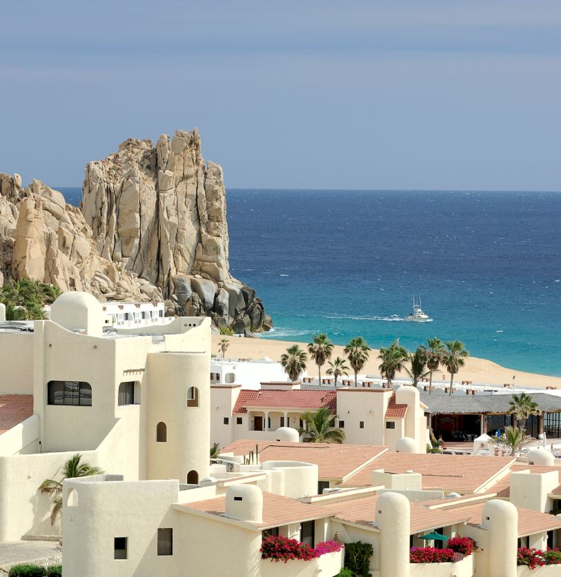 Cabo San Lucas Resorts on Beach