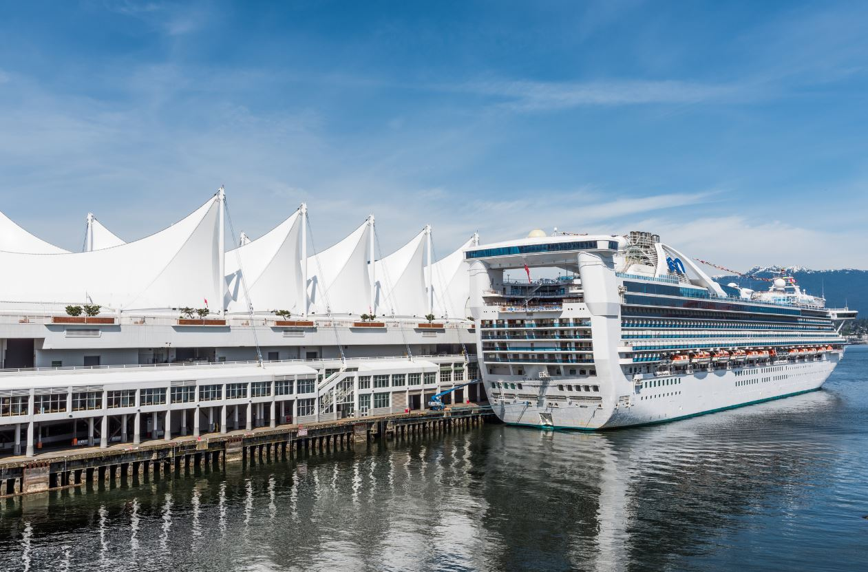 Canada Bans All Cruise Ships Until February 2022