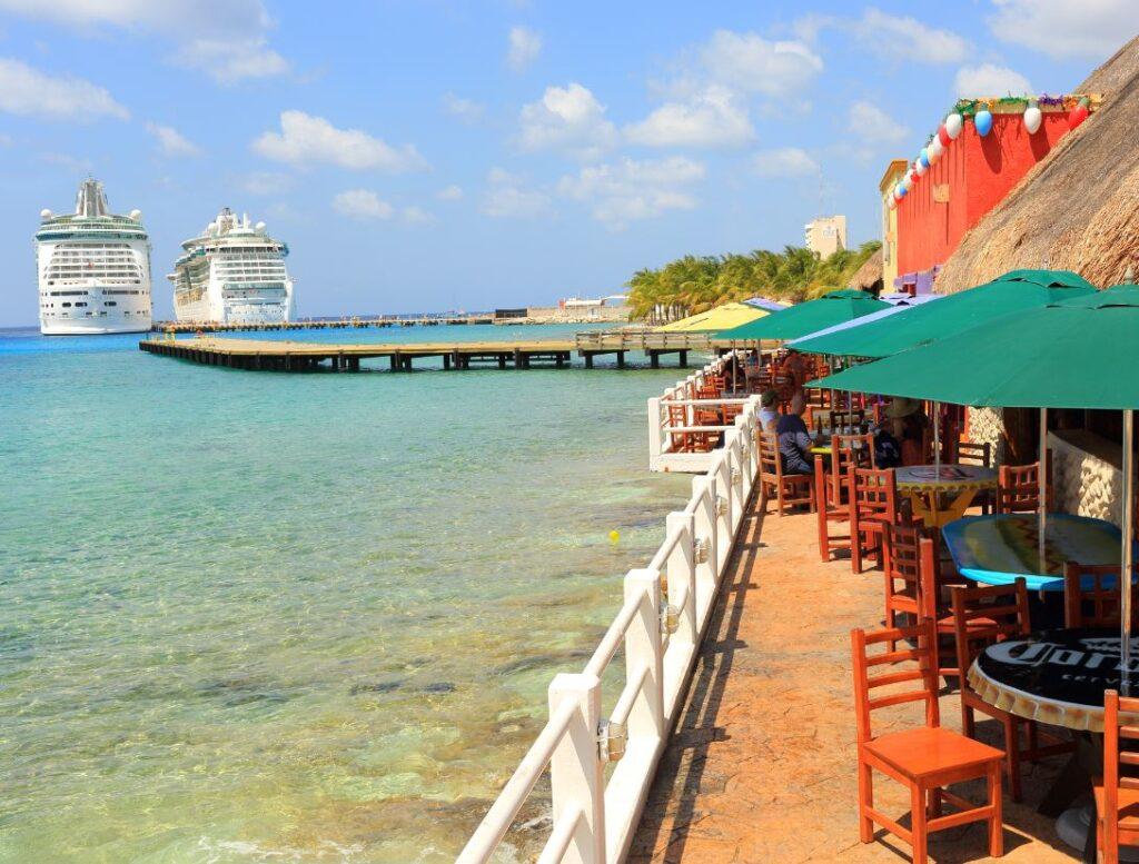 Cozumel-Cruise-Post-Restaurant