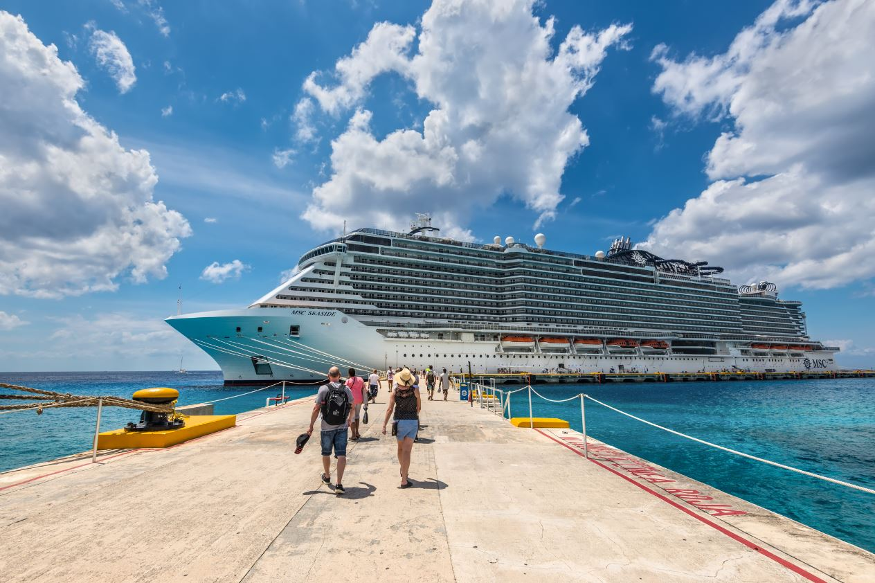 Cruising Could Return To Mexico Soon But Not From The U.S.