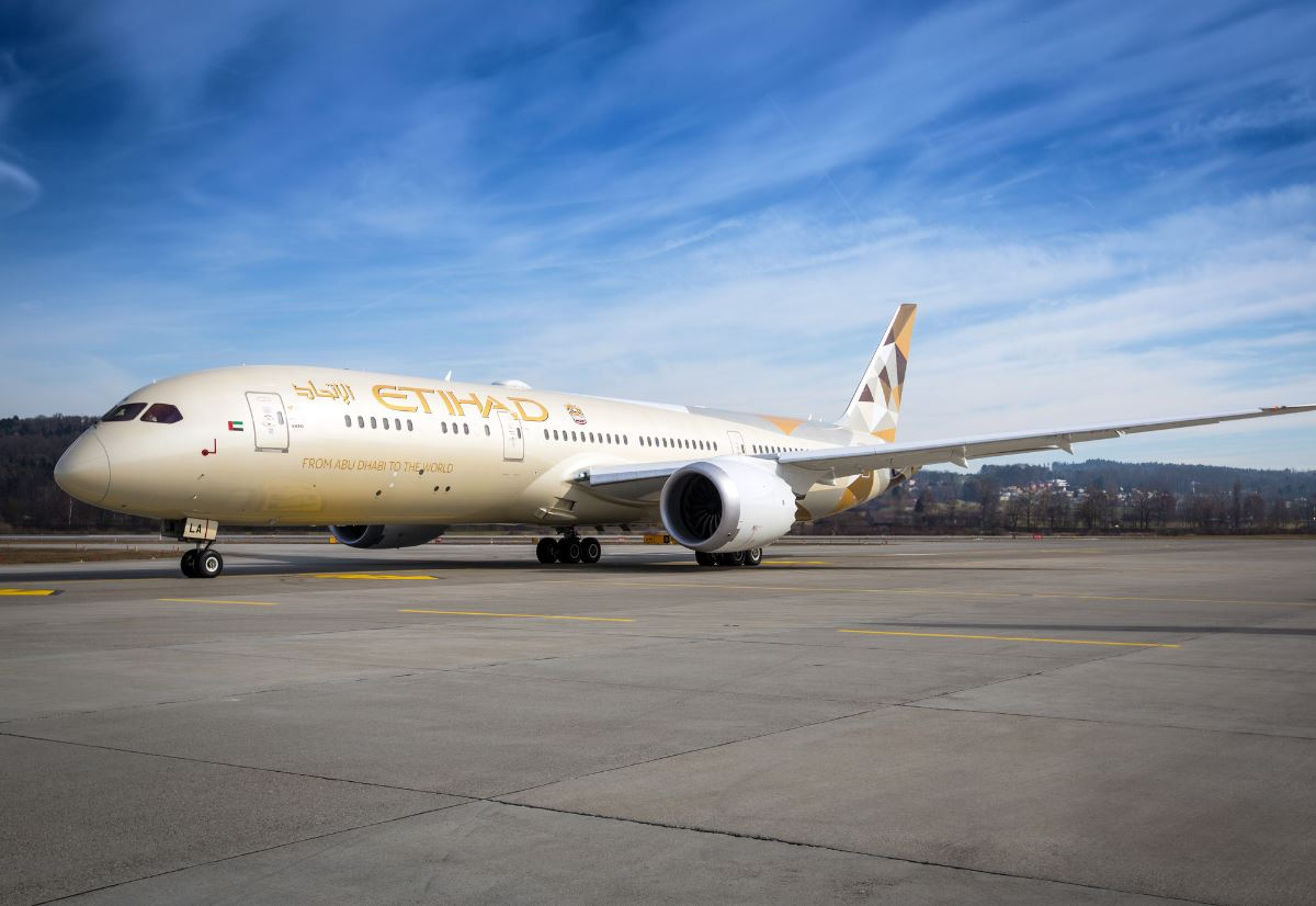 Etihad Is The First Airline To Vaccinate All Of It's Air Crew