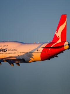Qantas To Resume International Flights in October