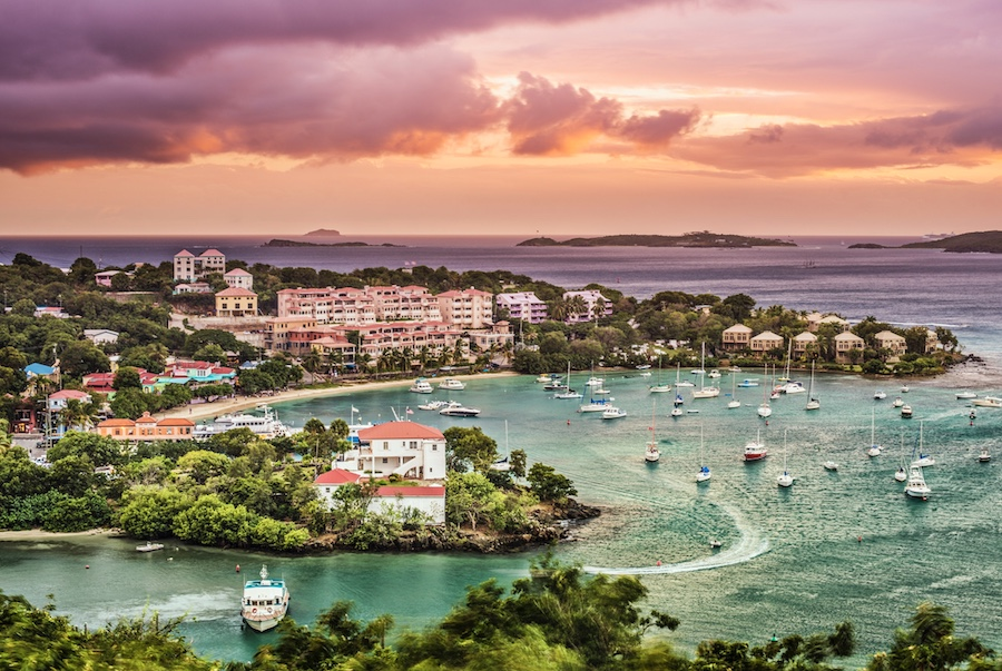 U.S. Virgin Islands Clarifies Entry Requirements For American Travelers