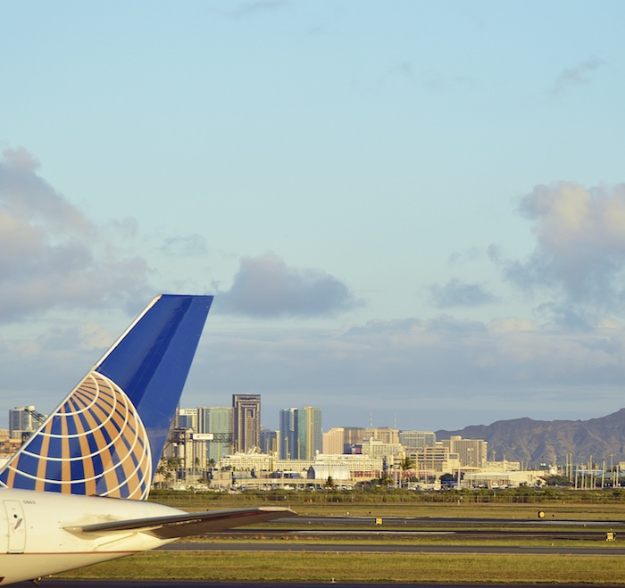 United Airlines Hawaii
