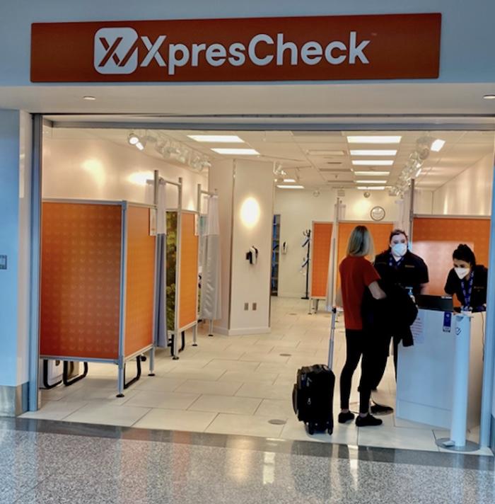 Xprescheck Denver Airport