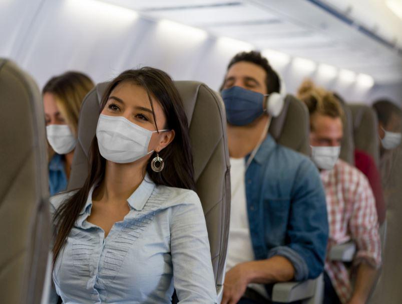 full plane mask passengers