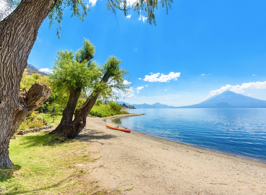 beaches are open in guatemala
