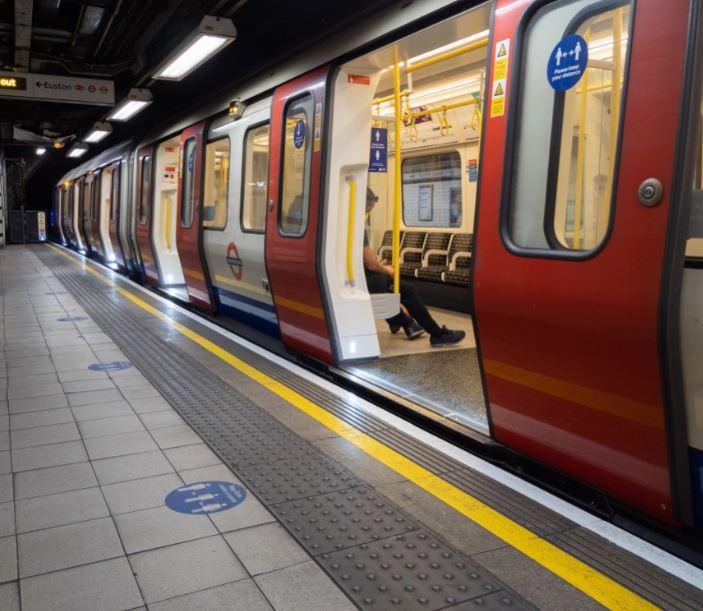 london underground tube subway