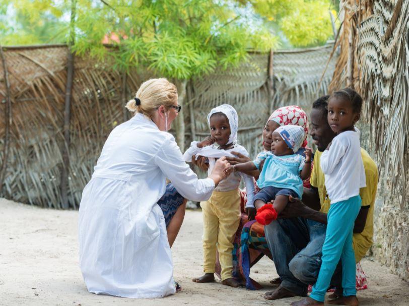 medical exam africa
