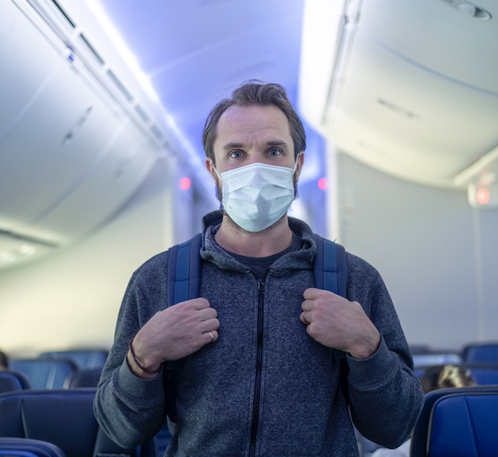 passenger mask