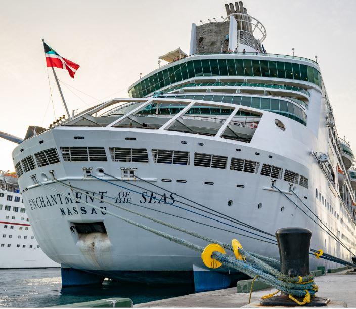 royal caribbean ship enchantment