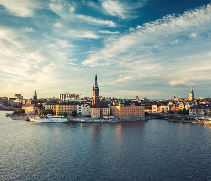 stockholm view sweden