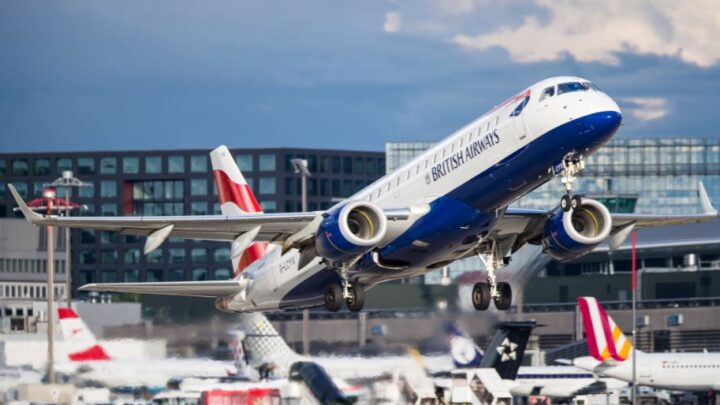 British Airways Calls For Vaccinated To Be Allowed Travel Freely