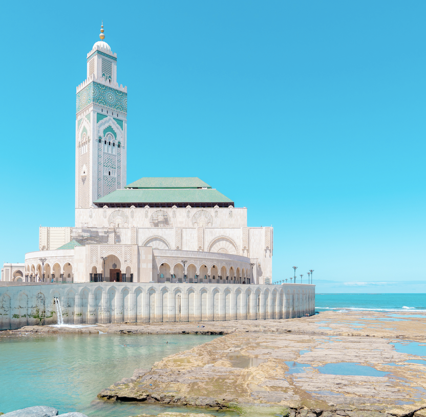 Building ocean Morocco