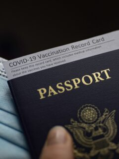 CDC Says Vaccinated Travelers Should Avoid All Travel