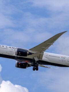 Air Travel In Canada Drops 55% Following Hotel Quarantine Requirement