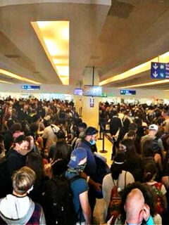 Cancun Tourist Arrivals Will Now Clear Customs In 2 Minutes