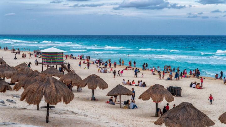 Cancun Reaches 10 Million Visitors In The Past Year Leading Global Tourism Recovery