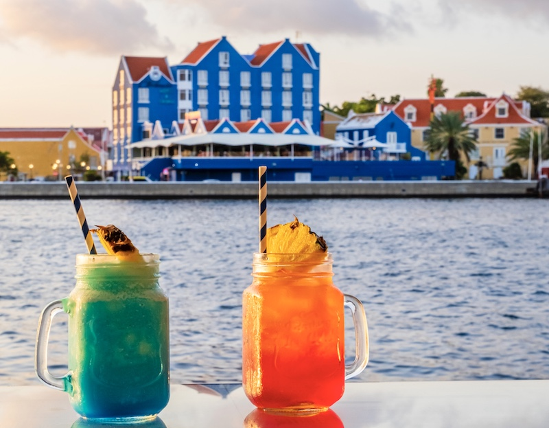 Curacao, Willemstad - St Anna Bay