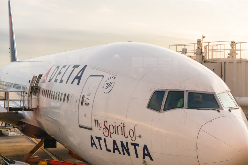 Delta Offering Free Covid-19 Vaccinations at Atlanta International Airport