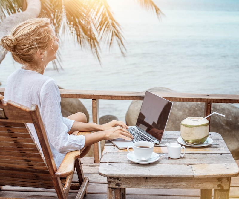Digital Nomad Community Booming in the Mexican Caribbean