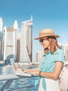 Dubai Offering Vaccine To Digital Nomads