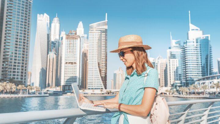Dubai Offering Vaccine To Digital Nomads