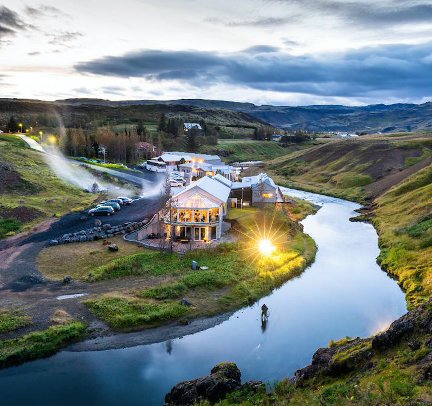 Frost and Fire Hotel Iceland