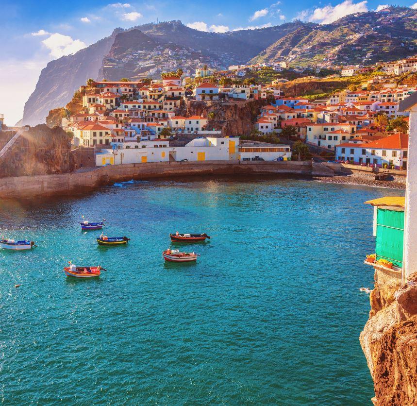 Madeira Portugal Bay