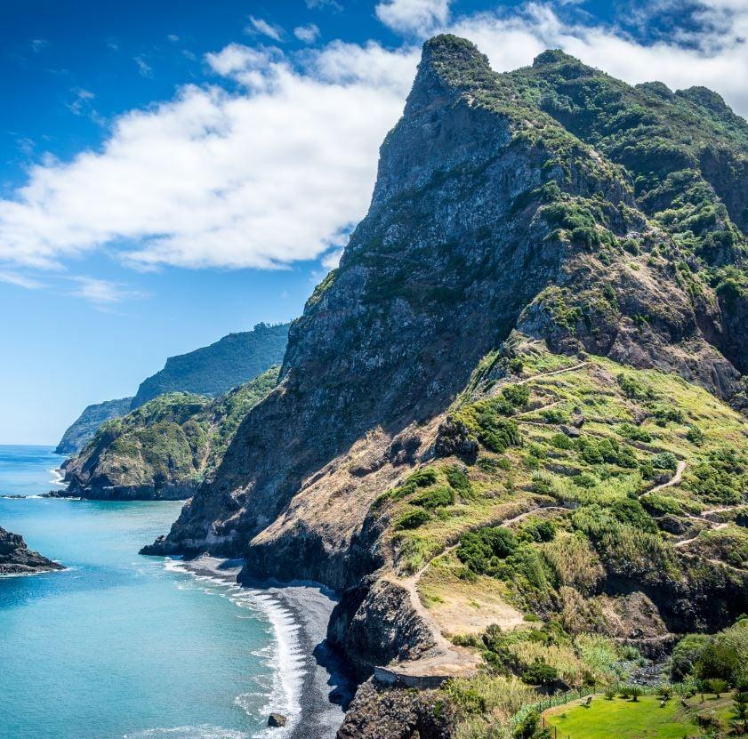 Madeira Portugal North Coast