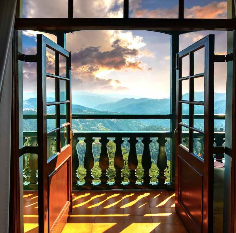 Hotel Open Door Mountains