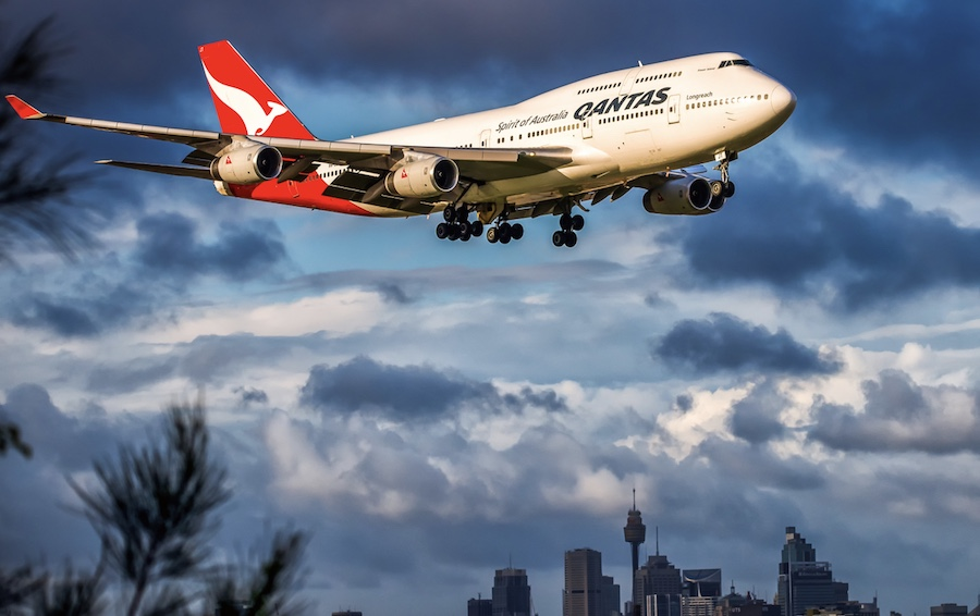 Qantas Launches 'Mystery Flights' While Australia Extends Travel Ban