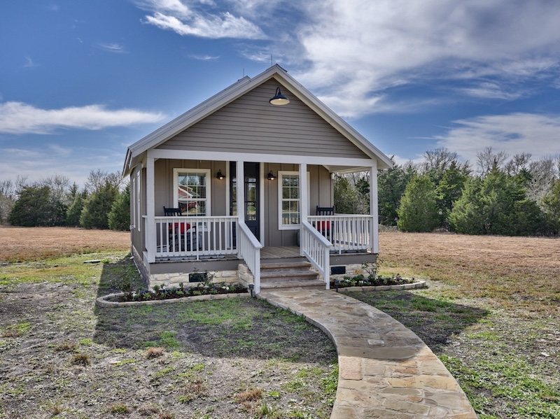 Round Top Texas cottage