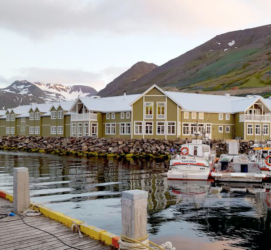 Siglo hotel Iceland