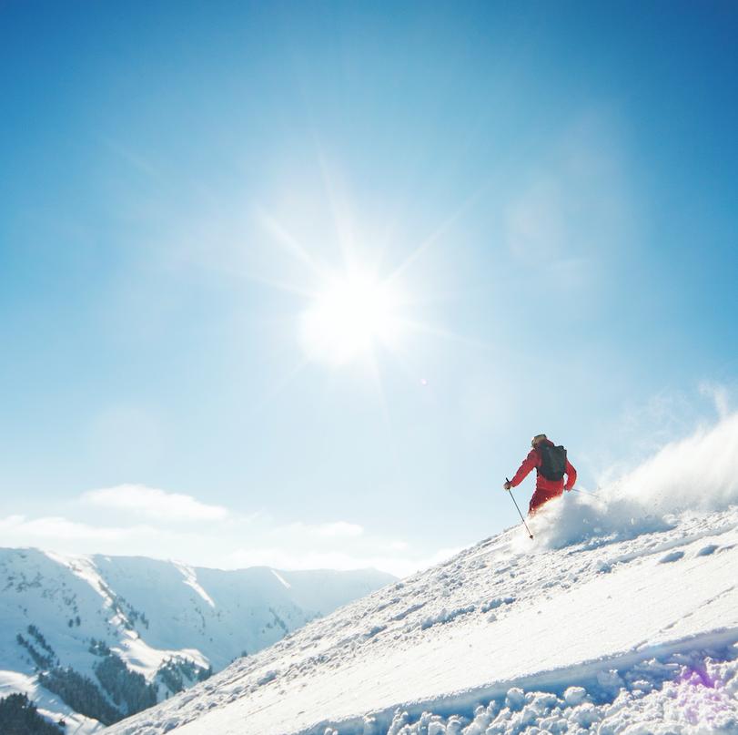 Ski Sunny