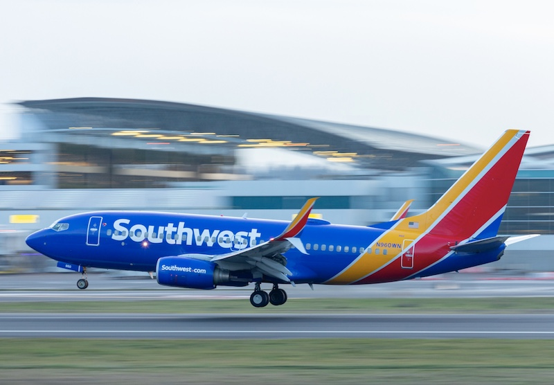 Southwest Announces New Flights To Vacation Hot Spots For Spring and Summer