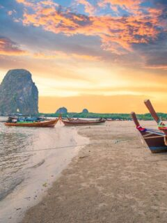 Thailand Considers Opening Popular Tourist Hotspots To Travelers From July