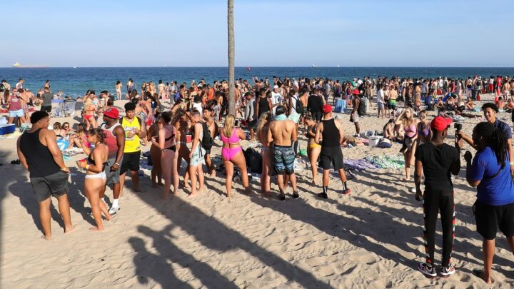 Travelers to Miami Will Face New Restrictions After Spring Breakers Lose Control