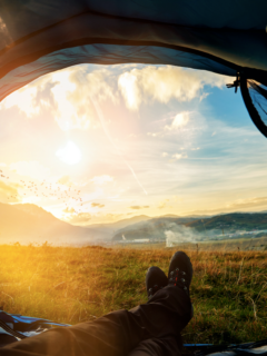 Top 10 Tips For Spring Camping