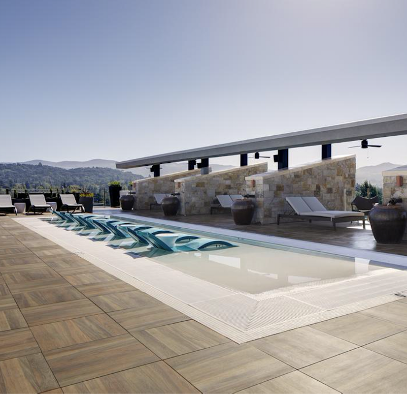 Archer Hotel Rooftop
