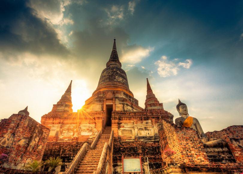 bangkok thailand temple wat